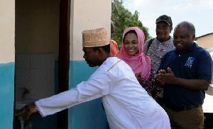 Vyoo vya shule vyakarabatiwa Zanzibar (+picha)