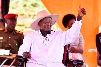 Museveni atangazwa mshindi kiti cha Urais Uganda