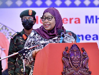 Samia Suluhu Hassan, Rais wa Jamuhuri ya Muungano wa Tanzania