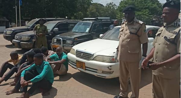 VIDEO: Polisi Morogoro wakamata dawa za kulevya, raia wa kigeni