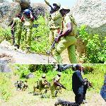 Polisi Pwani waua majambazi 3