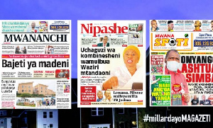 Habari kubwa za Magazeti ya Tanzania leo June 8, 2021
