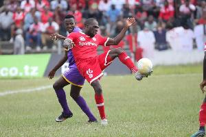 Beki wa Simba, Joash Onyango