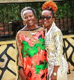 Mchekeshaji Anne Kansiime aomboleza kufuatia kifo cha mamake