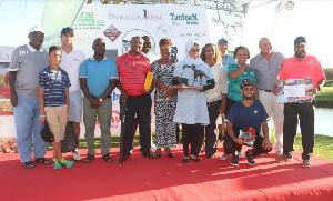 Riayz wa Tanzania aibuka mshindi wa Golf akizishinda nchi 19