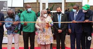 Kiwanda kilichozinduliwa na Rais Samia chatoa ajira 150