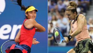 Emma Raducanu na Leyla wanafainali Tennis US Open