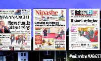 Habari kubwa za Magazeti ya Tanzania leo April 12, 2021