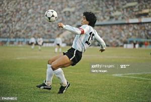 Kwaheri Maradona tutakukumbuka