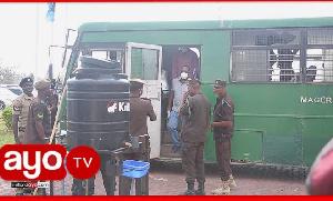 Kwa mara ya kwanza, Mbowe na wenzake wafikishwa Mahakama ya Mafisadi (video+)