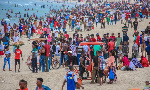 Umesheherekea wapi Eid al-Adha? Beach za DAR ilikuwa noma (Picha+)