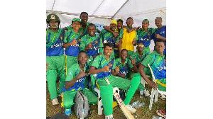 Timu ya Taifa ya Tanzania ya Cricket
