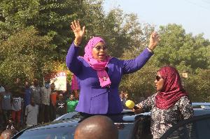 Nawasalimu kwa jina la Jamhuri ya Muungano wa Tanzania