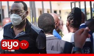 Wafuasi wa Chadema walivyozuiliwa kuingia Mahakamani kusikiliza kesi ya Mbowe (video+)