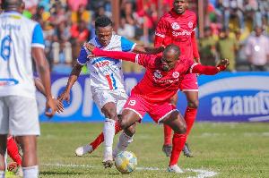 Live: Azam VS Simba Nusu Fainali Ya FA, Uwanja wa Majimaji, Songea