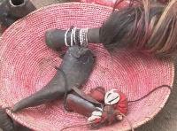 Yatima adai kuchoshwa na  vitendo vya kichawi vya bibi yake