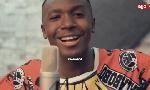Dogo anae-trend kwa kuimba cover ni level za juu