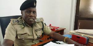 amanda wa Polisi Mkoa wa Manyara, Kamishna Msaidizi, Marrison Mwakyoma