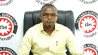 Mkurugenzi wa Udhibiti Ubora TBS Lazaro Masasalaga