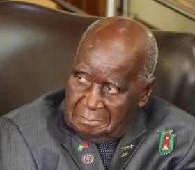 Kifo cha Kaunda pigo Afrika