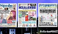 Habari kubwa za Magazeti ya Tanzania leo August 1, 2021