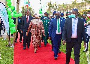 Gharama ujenzi wa hospitali zamshtua kiongozi wa Mwenge