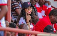 Barbara: TP Mazembe ni Kipimo Sahihi