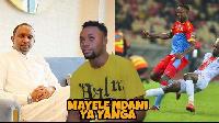 Fiston Mayele: Pale Yanga SC Kuna Mtu ana Namba Yangu -