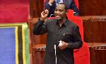 Bashiru kwa mara ya kwanza Bungeni atema cheche, ashangiliwa (+video)