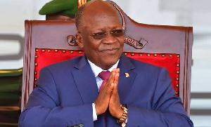 Watanzania tunalo 'deni la kumlipa' JPM