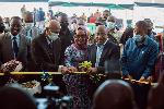 Rais Dkt. Mwinyi Azindua Jengo la Bodi Ya Mapato la Bil 10
