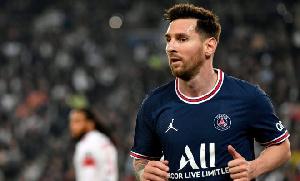 Messi kukosekana katika mchezo wa kesho PSG dhidi ya