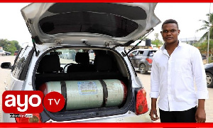 Kijana wa Kitanzania aliebadili IST yake na kuweka mfumo wa gesi (+video)
