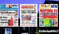 Habari kubwa za Magazeti ya Tanzania leo October 17, 2021