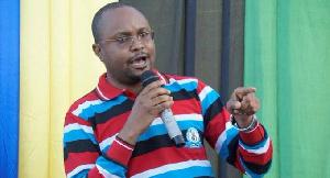 John Mnyika, Katibu Mkuu CHADEMA