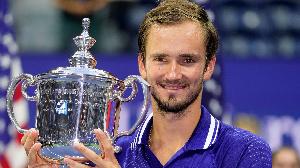 Deniil Medvedev, bingwa wa US Open