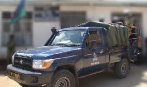 Polisi yakamata wezi wanaotumia pikipiki