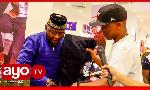 Utani wa Mwijaku kwa Millard wakifanya shopping kwenye duka la Max (Video+)