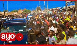 Video:Nandy, Alikiba na wengineo walivyowasili Kigoma