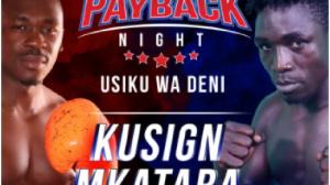 Live: Kiduku, Dullah Mbabe Wakisaini Mkatataba Wa Kugombea Toyota Crown