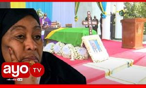 Live:Rais Samia ashiriki kuaga mwili wa aliekuwa Naibu Waziri Ole Nasha