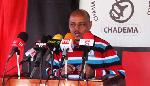 LIVE: CHADEMA wanaongea kuhusu Jaji Mutungi kuzuia mikutano