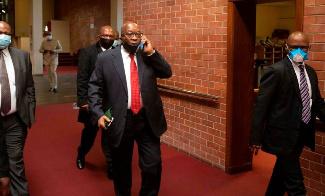 Zuma aruhusiwa kumzika mdogo wake