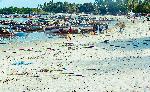 Bandari ndogo ya Kipumbwi  daraja kwa wafanyabiashara wengi