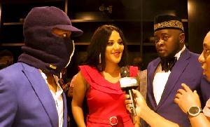 VIDEO:Soudy Brown na Mwijaku walivyombananisha Mwigizaji Chuchu