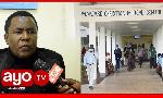 Mtu mmoja ndiye ataruhusiwa kumuona mgonjwa K.C.MC (+video)