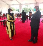 Museveni amshukuru Samia soko la sukari