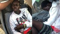 Fahamu kisa cha mwizi aliyesinzia baada ya kuiba