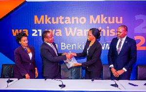 Wanahisa wa NMB Waidhinisha Gawio la Bil 68.5 Kwa Mwaka 2020