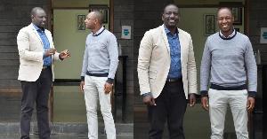 Hustler Tosha: Aliyekuwa naibu gavana Jonathan Mueke ajiunga na DP Ruto